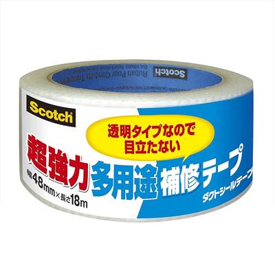 3Mスコッチ強力多用途補修テープ(透明タイプ)