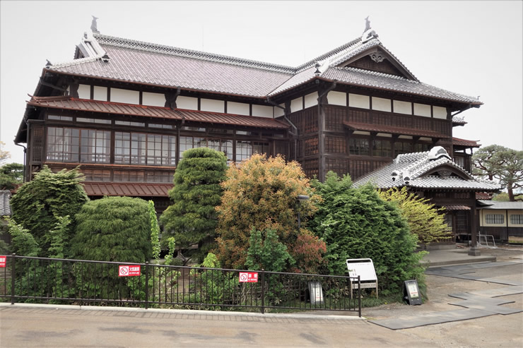 ケース3:昔ながらの日本家屋