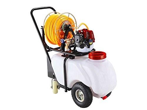 4サイクル動力噴霧器