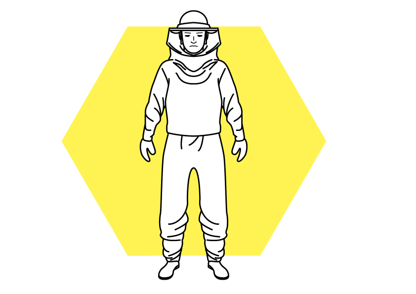 服装 防護服